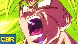 This Is What May Happen To Broly After Dragon Ball Super Movie