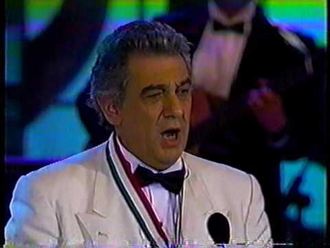 Plácido Domingo -LA PALOMA-, 1997..VOB