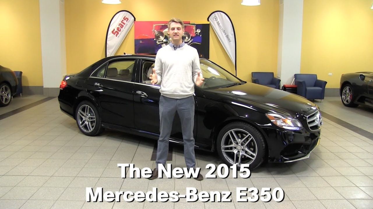 the new 2015 mercedes benz e350 e class minneapolis