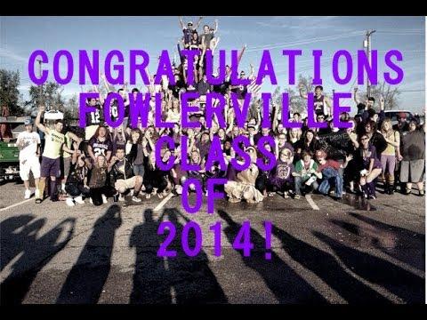 Fowlerville High School Class of 2014