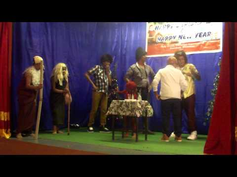 Mayavi Vs Luttapi 2013 By Swansea Youths video