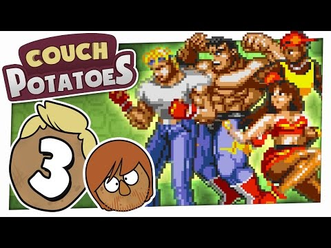 Streets Of Rage 2: Public Oversharing - PART 3 - Couch Potatoes