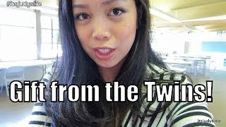 Interesting Mother's Day gift - May 11, 2014 - itsJudysLife daily vlog