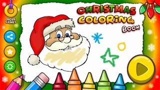 Christmas Coloring Book - The best way to learn and entertain for Kids