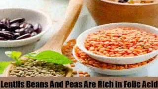 Best 15 Food Rich in Folic Acid