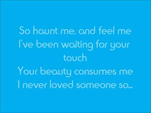 Blake Lewis- Your Touch (Lyrics)