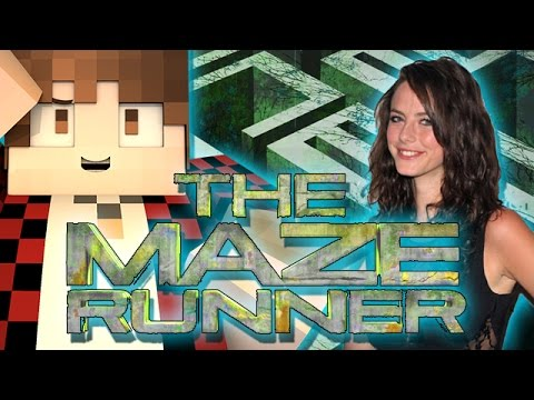 Minecraft: MAZE RUNNER MOVIE