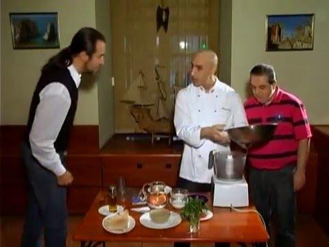 Хумус (Ливанская кухня) - Ресторанный гид