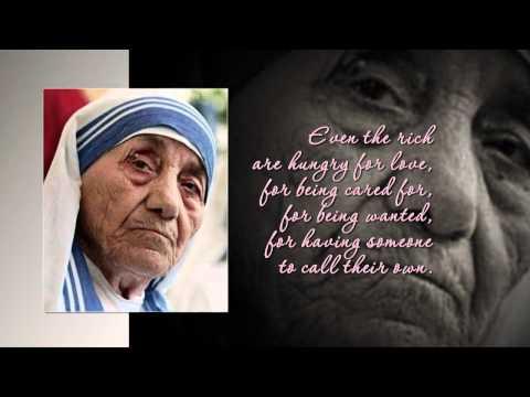 Mother Teresa Said.avi
