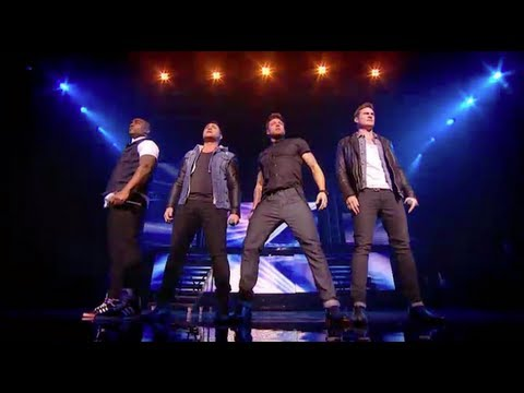 Blue Sing 'all Rise' Live - The Big Reunion video