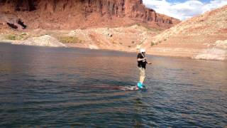 1 legged flyboard