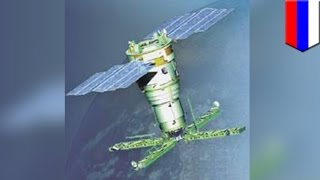 Russia launches Lotos-S satellite that can intercept radio signals everywhere
