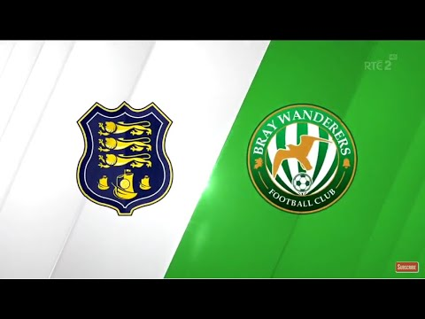 HIGHLIGHTS: Waterford 2-0 Bray Wanderers