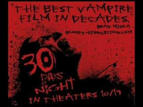 30 Days of Night/Vampires