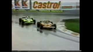 Gilles Villeneuve - Remarkable Overtakes
