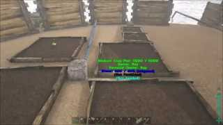 ARK Survival Evolved: farming done quick