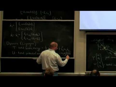 Lecture 1 | MIT 6.832 Underactuated Robotics, Spring 2009