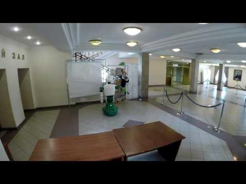 Робот Promobot спас ребенка / The robot saved a child