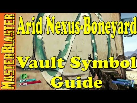 Borderlands 2 Arid Nexus - Boneyard Cult Of The Vault Challenge