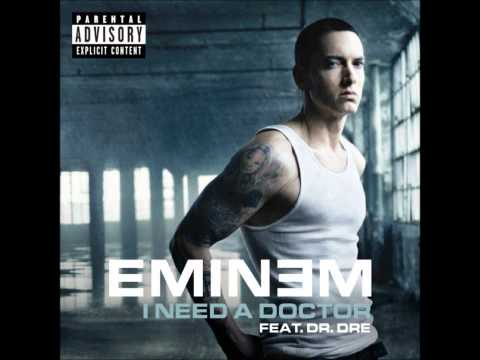 Eminem Ft Dr Dre  I Need A Doctor (instrumental) video