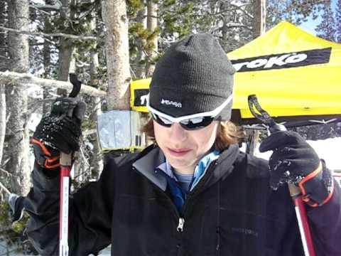 Jake Whitten (J2) At 2009 Junior Olympics Post Sprint Race Interview