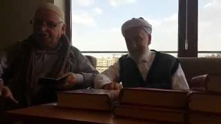 Abdullah Yegin abi ve Çantaci Necmi abi hatıralarla dolu bir ders