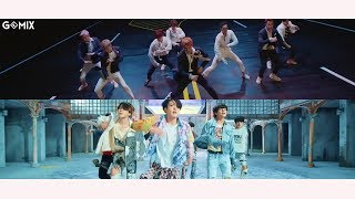 EXO X BTS - Overdose X Fake Love X Kokobop X I Need U (MASHUP)