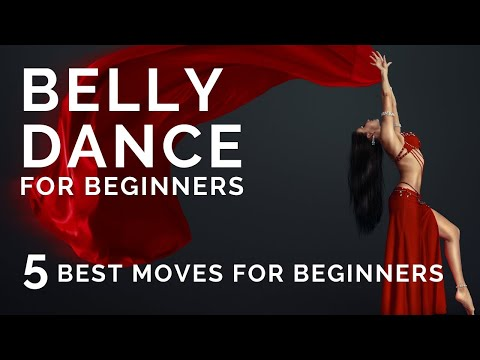 From BodyWisdom's Belly Dance For Beginners: Basic Posture, Arms and Hip Circles