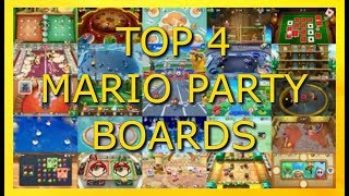 Super Mario Party Switch | Top 4 Boards Best to Worst