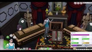 The sims 4 Upíři 9 část Mazlíčci jsou pryč