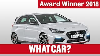 Hyundai i30N – why it's our 2018 Hot Hatch of the Year (£20,000 to £30,000)   What Car?   Sponsored