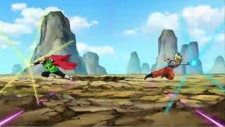 Goku vs Gohan ( Great Saiyaman ) Dragon Ball Super eps 75 - DBS Fight Indo