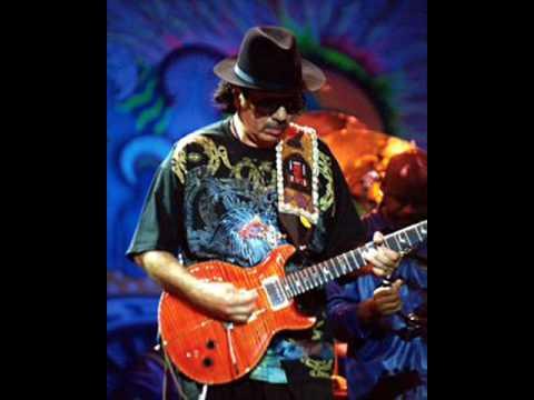 Carlos Santana - Gypsy Woman