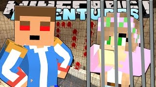 Minecraft - Little Kelly Adventures : EVIL LITTLE DONNY CAPTURED ME!