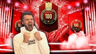 FIFA 19: MEINE TOP 100 PACKS 😱😱 FUT CHAMPIONS REWARDS