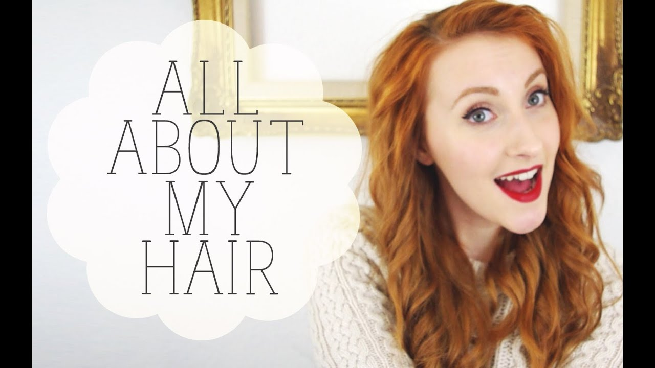 How I Got My Red Copper Hair Youtube