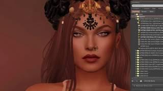 Catwa Helena Basic Female Mesh Head in Second Life
