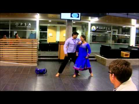 Nepali Dance in New Zealand ( Otago University, Dunedin)