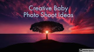 Creative Baby Photo Shoot Ideas - Part2