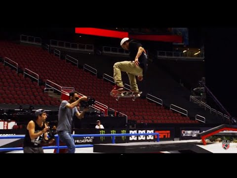 Street League 2012: Ryan Sheckler AZ Chopped N Screwed
