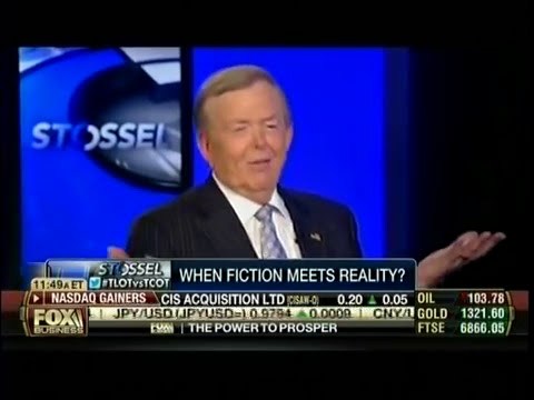 Immigration Frustrations - When Fiction Meets Reality? - Lou Dobbs - Stossel