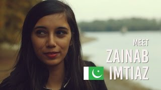 The IBS experience with Zainab Imtiaz