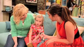 Mia Talerico at Disney Channel's Good Luck Charlie Season IV Press Day