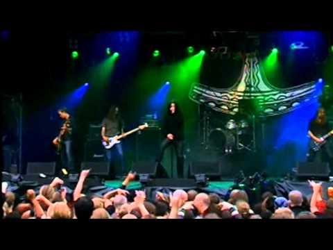 AMORPHIS Tuska open air fest, Helsinki (FIN), 11 juillet 2003