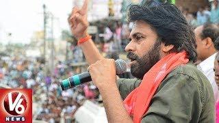 Porata Yatra: Jana Sena Leaders Meets AP DGP Malakondaiah For Pawan Kalyan Security