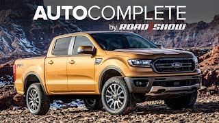 AutoComplete: New Ford Ranger configurator and pricing are live