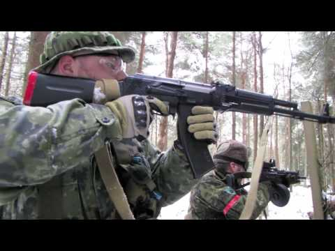 Airsoft War AK47 G36C G&G Scar L85 Type97B Scotland HD