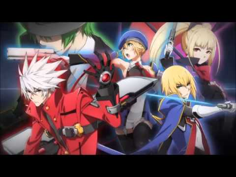 Blazblue Alter Memory Opening Full Blue Blaze video