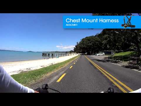 Cycling with the Sony Action Cam