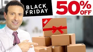 Best Early Black Friday 2019 LIFESTYLE Deals!